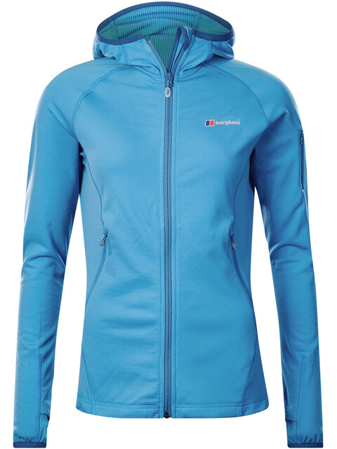 Berghaus Pravitale Light 2.0 Fleece Jacket Women Campanula
